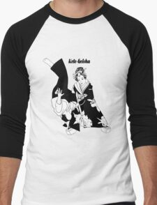 Kote Geisha Men's Baseball ¾ T-Shirt