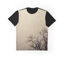 Silhouettes On A Pond Graphic T-Shirt