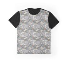 Flying swimming man Graphic T-Shirt