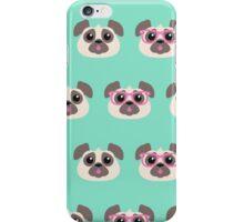 Funky Pugs iPhone Case/Skin