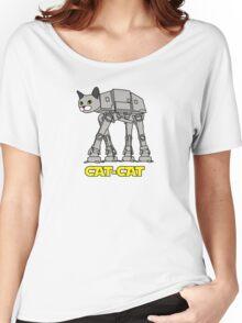 Robot Cat Women's Relaxed Fit T-Shirt