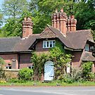 Cottage in Whitegate Cheshire by AnnDixon