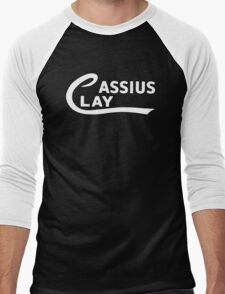 Cassius Clay Men's Baseball ¾ T-Shirt