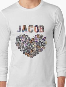 jacob sartorius  Long Sleeve T-Shirt
