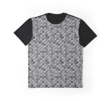 Woven grey - OneMandalaADay Graphic T-Shirt