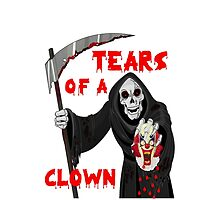 Tears of a clown by Stephen Willmer