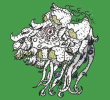 Garden of the Octopus Kids Tee