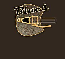 Blues  rusty  Guitar Unisex T-Shirt