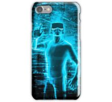 Virtual Reality User iPhone Case/Skin