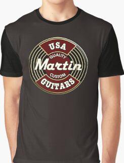 Martin guitars Graphic T-Shirt