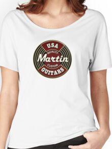 Martin guitars Women's Relaxed Fit T-Shirt