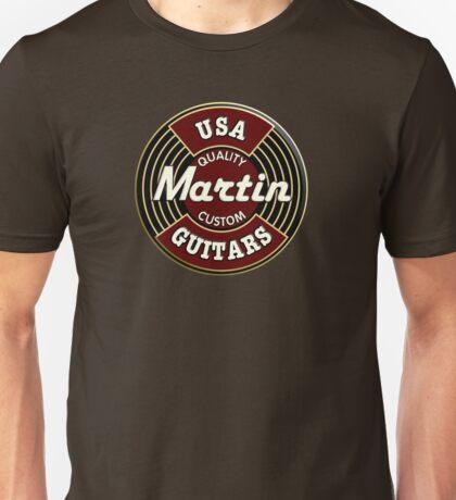 Martin guitars Unisex T-Shirt