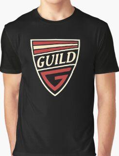 Guild Guitars Graphic T-Shirt