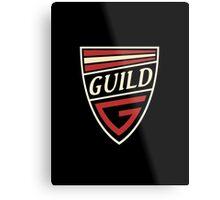 Guild Guitars Metal Print