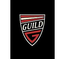 Guild Guitars Photographic Print