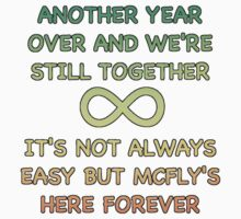 McFly's Here Forever  by LaurasTees