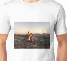 Scenic Flames Unisex T-Shirt