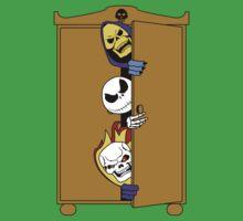 Skeletons in the Cupboard! One Piece - Short Sleeve