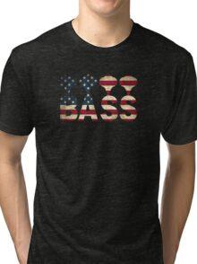 USA Bass Tri-blend T-Shirt