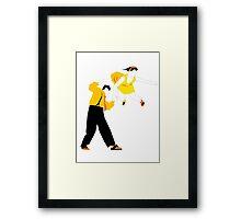 swing Framed Print