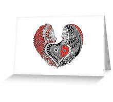 February, 14 Greeting Card