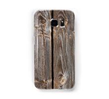 Wood Grain 1 Samsung Galaxy Case/Skin
