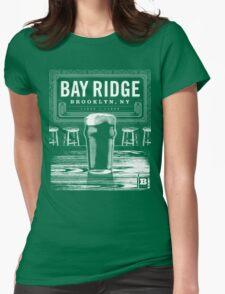 Bay Ridge, Brooklyn, NY Womens Fitted T-Shirt