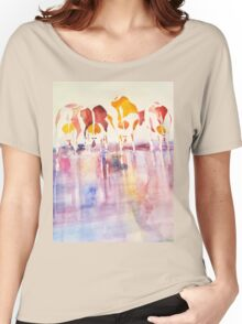 caws in the water Women's Relaxed Fit T-Shirt