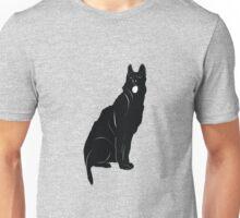 Black bull terrier Unisex T-Shirt