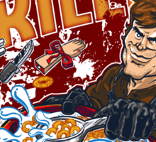 Dexter's Cereal Killer! Sticker