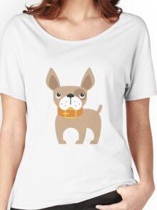 Dog cartoon Women's Relaxed Fit T-Shirt