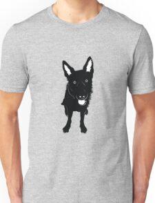 Brittany dog Unisex T-Shirt