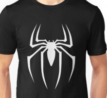 White Spider Unisex T-Shirt