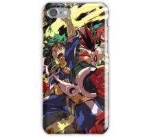 My Hero Academia Art iPhone Case/Skin