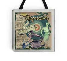 Regeneration Retro Affiche Tote Bag