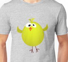 Funny bird cartoon Unisex T-Shirt