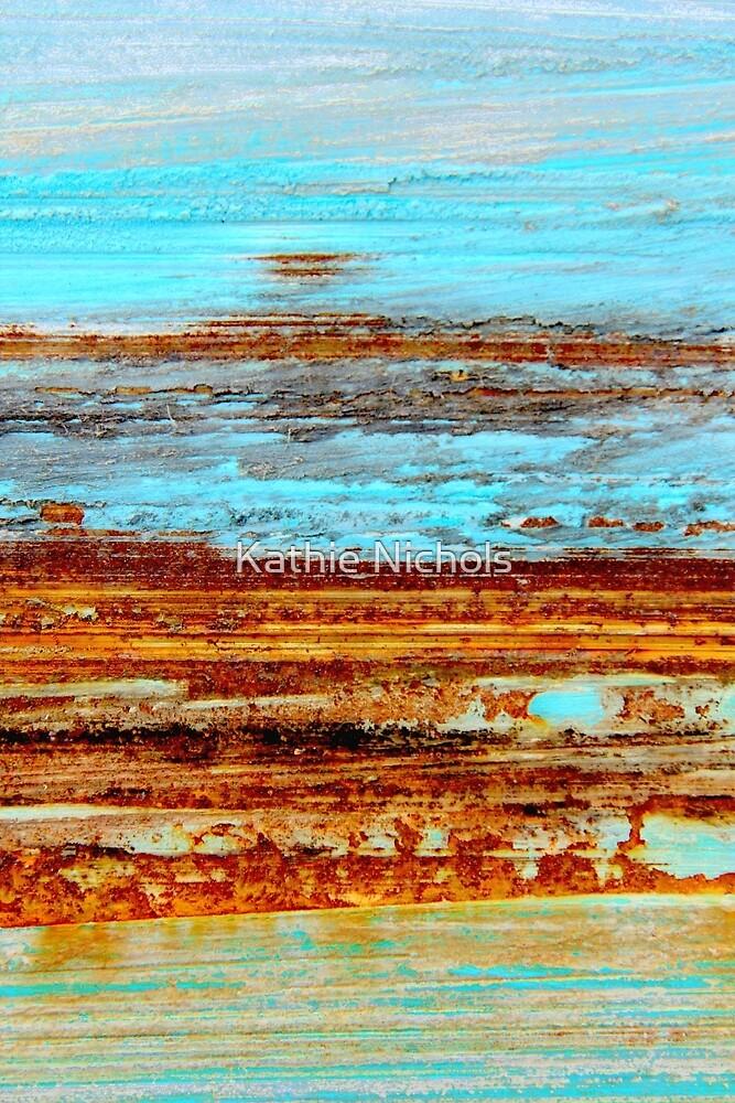 Blue Mirage by Kathie Nichols