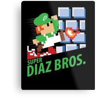 Super Diaz Brothers (MMA, BJJ) Metal Print