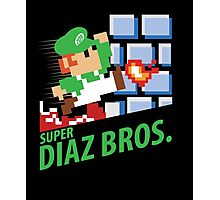 Super Diaz Brothers (MMA, BJJ) Photographic Print