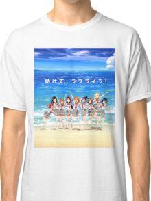 Love Live! Sunshine!! Shirt Classic T-Shirt