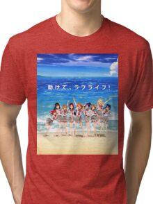 Love Live! Sunshine!! Shirt Tri-blend T-Shirt