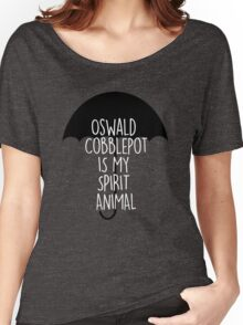 Gotham - Cobblepot Spirit Animal Women's Relaxed Fit T-Shirt