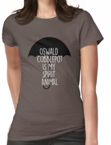 Gotham - Cobblepot Spirit Animal Womens Fitted T-Shirt