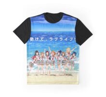 Love Live! Sunshine!! Shirt Graphic T-Shirt