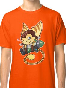 Cute and Deadly Fluffball Classic T-Shirt