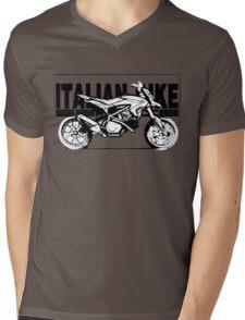 Ducati Hypermotard Mens V-Neck T-Shirt