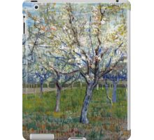 Vincent van Gogh The Pink Orchard iPad Case/Skin