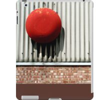 'DO NOT TOUCH' - THE BIG RED BUTTON iPad Case/Skin