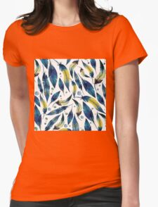 Feathered 2 Womens Fitted T-Shirt