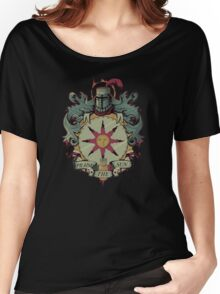 Crest of Solaire Women's Relaxed Fit T-Shirt
